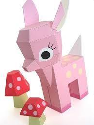 Resultado de imagen para paper toy