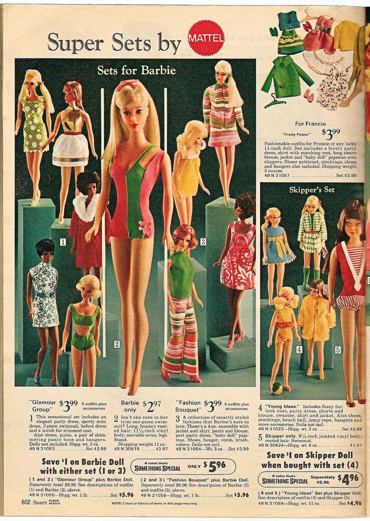 Barbie Super sets