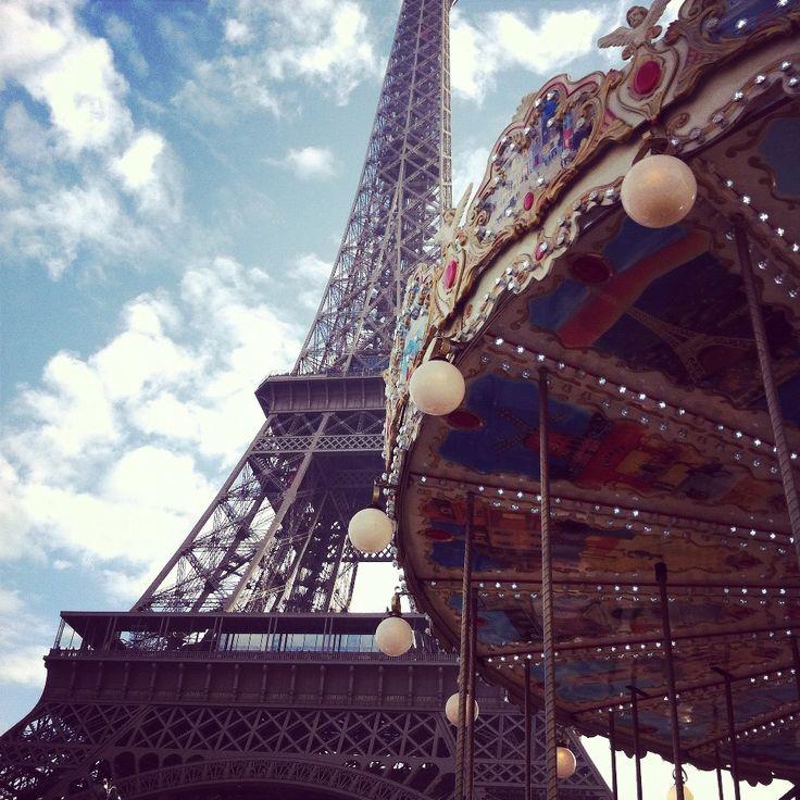 Instagram in Paris
