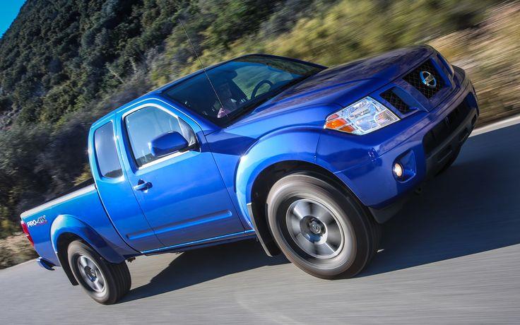 2012 Nissan Frontier 4X4 PRO4X Long Term Update 1 - Motor Trend