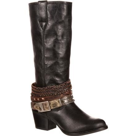 Durango Women's Philly Accessorized Western Boot
