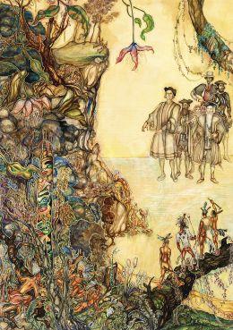 Batthyány, Gyula - The Discovery of America