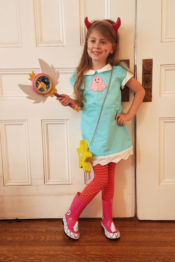 Diy Star Vs The Forces Of Evil Costumes Star Butterfly Ludo
