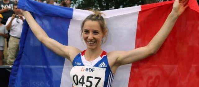 Mondiaux handisport: Le Fur, vice-championne du monde du 100 m