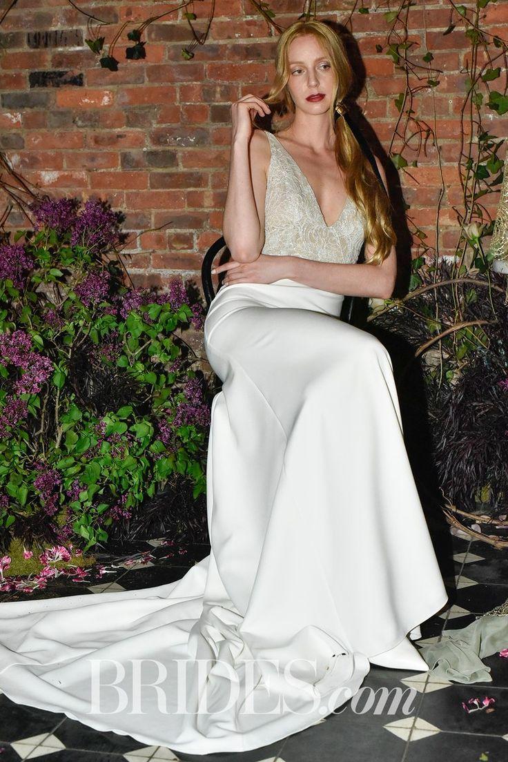 Wedding Dress by [Sarah Seven](http://www.brides.com/photo/wedding-dresses/designer/sarah-seven).