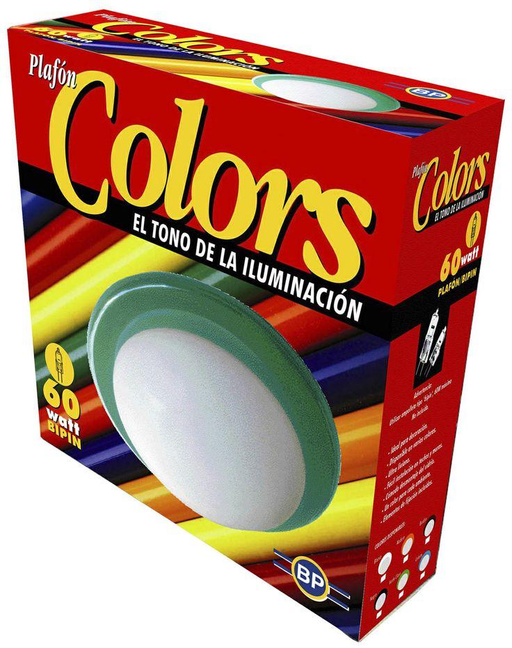 Plafon Colors
