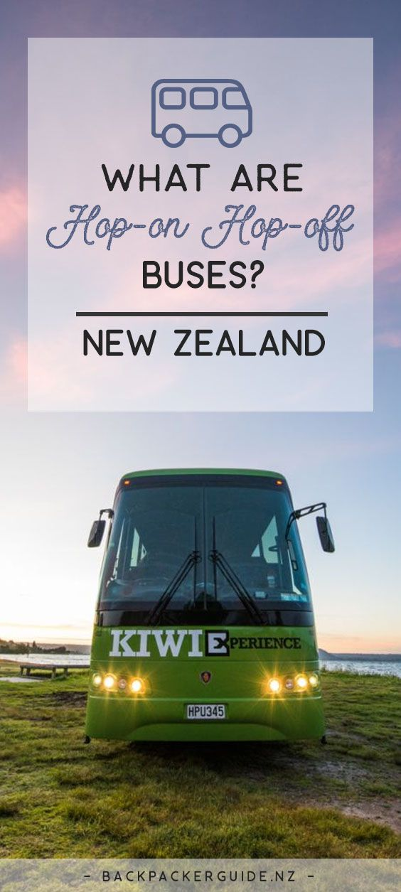 "Taking a backpacker bus in New Zealand.  If you have done any sort of research into travelling around New Zealand, you will probably have heard about ""hop-on hop-off"". Hop-on hop-off is a type of backpacker bus network in New Zealand, which, simply put, is a flexible bus tour for adventurous travellers!  Unlike the national coach buses, the hop-on hop-off bus is a guided route with emphasis on activities and social experiences with like-minded travellers. Get the full comparison in What is…"