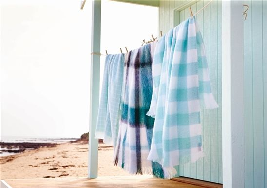 The St Albans 2015 collection will be shown at Reed Gift Fairs in August, Melbourne at stand Stand: SG1749 #ReedGiftFairs #lifestyle #home #natural #blankets