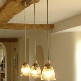 Paris Pendant Light Trio - Please allow 4 weeks for delivery