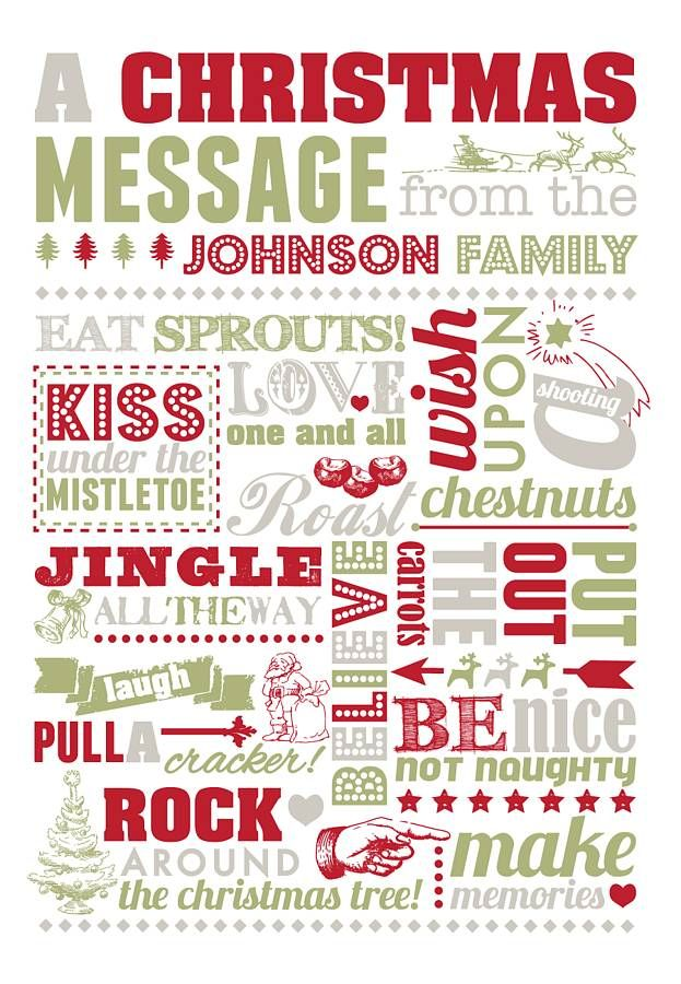 Personalised Christmas Cards Google Search Christmas