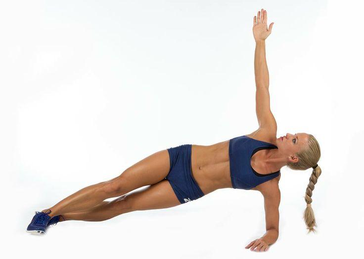 Péntek Enikő, Zóna edzés Her body is just perfect!
