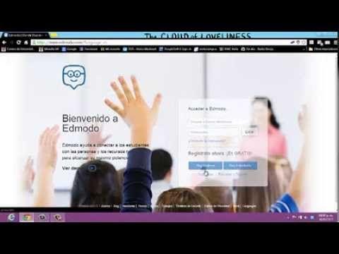 Tutorial de Edmodo para crear una cuenta de profesor, crear un grupo y conocer las principales herramientas. Para más temas de interés pedagógico, entra al b...