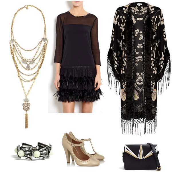 Very chic look for the Roaring 20s mission. #fashion #contest #outfit
