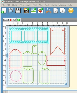 Here is scal files(sure cuts alot2), And Svg file included. Purchase on my selling blog for $2.00  Instant download link provided via  email , pay by PayPal.Great for cutting tags and banners, film strips, and tickets, for all your scrapbook and craft projects!