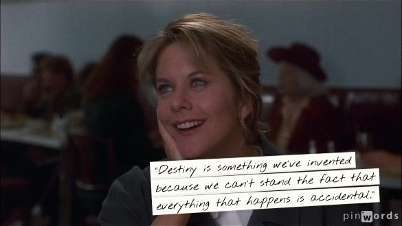 a movie analysis of sleepless in seattle A film tailor-made for true believers in the spiritual course of love devotees of this  view are convinced that certain people are destined for each other as they.