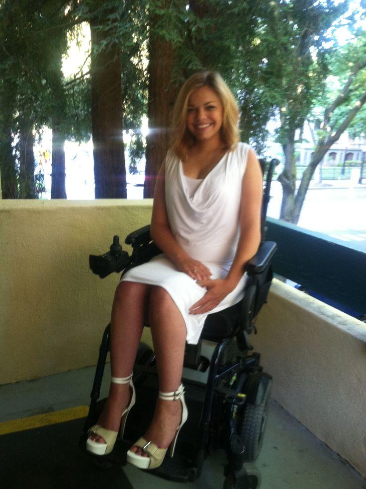 Devotee wheelchair stories woman Wheelchair Bound,