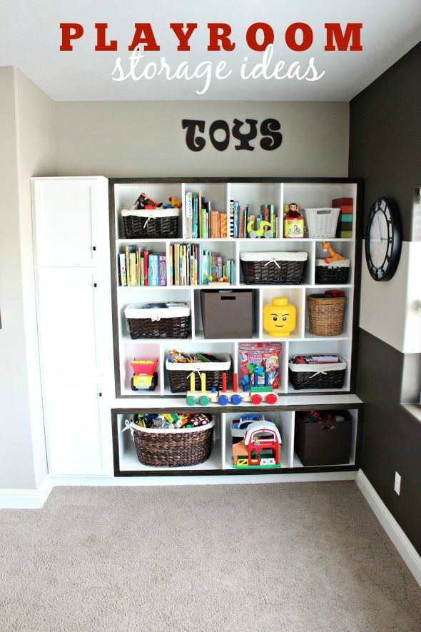 12 Best Images About Decor Playrooms On Pinterest