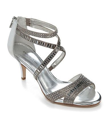 1000 Images About Silver Shoes On Pinterest Dillards