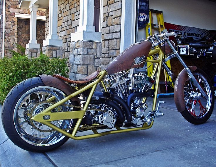 west coast choppers jesse james bikers a distinct. Black Bedroom Furniture Sets. Home Design Ideas
