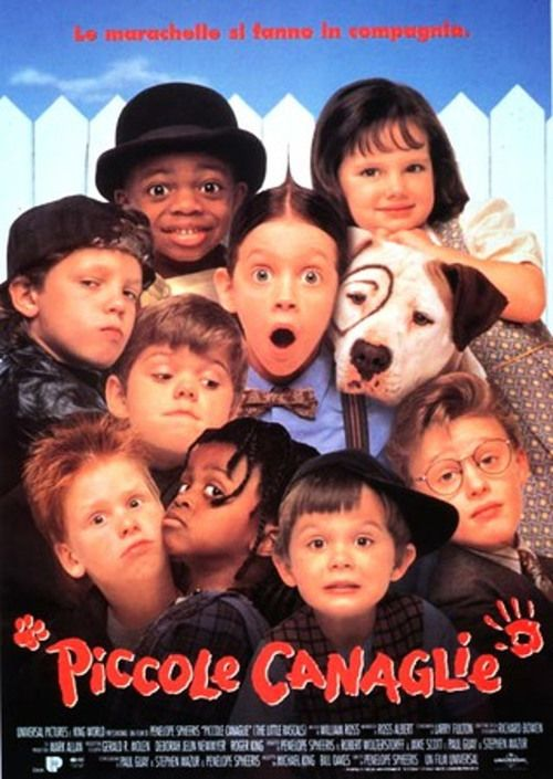 Watch The Little Rascals 1994 Full Movie Online Free