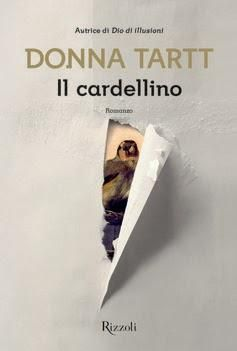 Il Cardellino, Donna Tartt