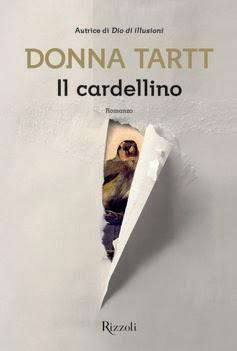 Il Cardellino - Donna Tartt Agosto 2014 Discussione su: http://goo.gl/PXvLqQ