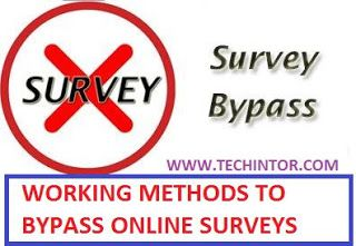 Download files without completing online surveys | tricks to bypass online surveys | bypass fileice surveys successfully | unlock files hosted in survey sites and how to download In this article we are sharing the best methods to bypass all online surveys easily. I know that online surveys are very annoying. but still some website authors host files in these online survey websites to earn money and protect their files. Anyway completing this surveys to download the required file is a very…