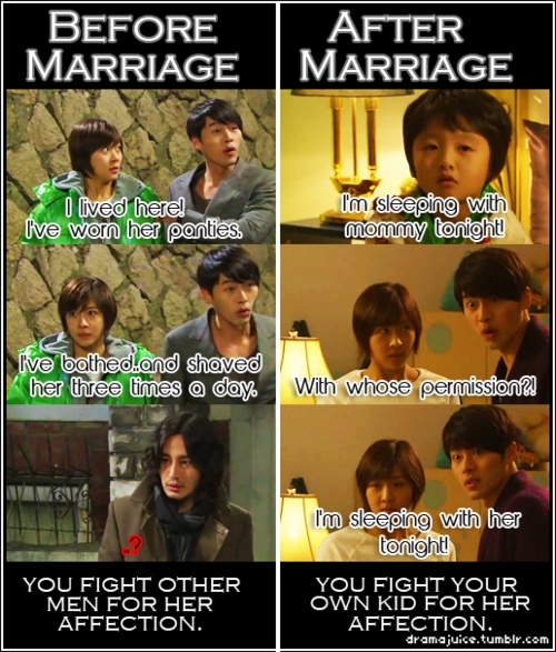 One of my favorite parts of Secret Garden! It's really funny and romantic. I cannot stop smiling whenever thinking of it :)