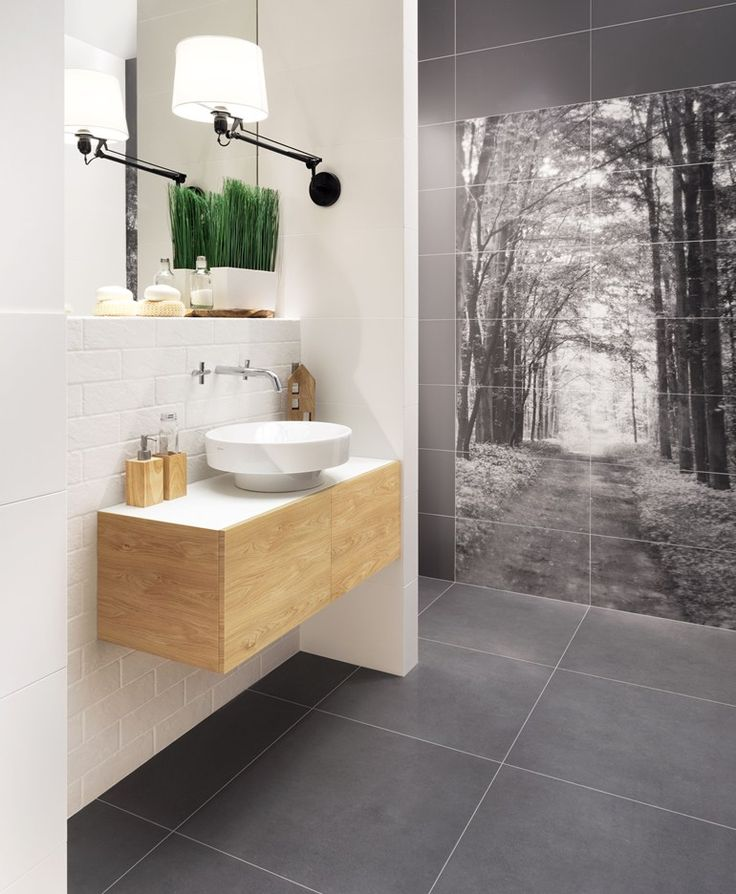 TUBADZIN ALL IN WHITE 3D Wall Cladding Tubadzin Collection by TUBADZIN