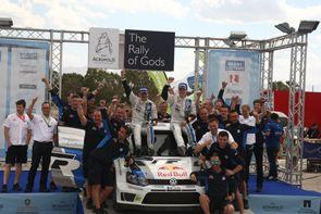 Εκτός του προγράμματος του WRC θα μείνει το 2014 το Ράλλυ Ακρόπολις