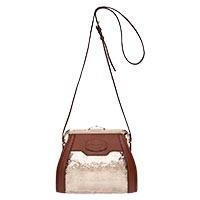 This bag is pretty amazing. Oroton - archive mesh mini bag
