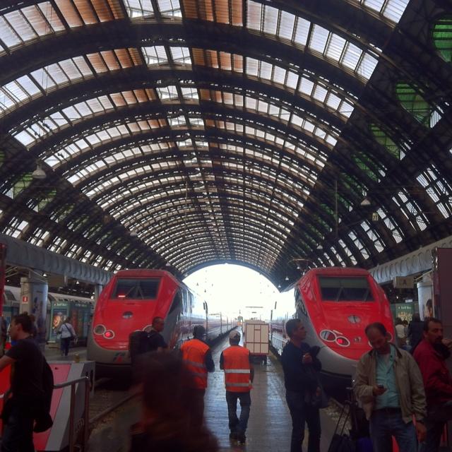 Frecciarossa Milano Station