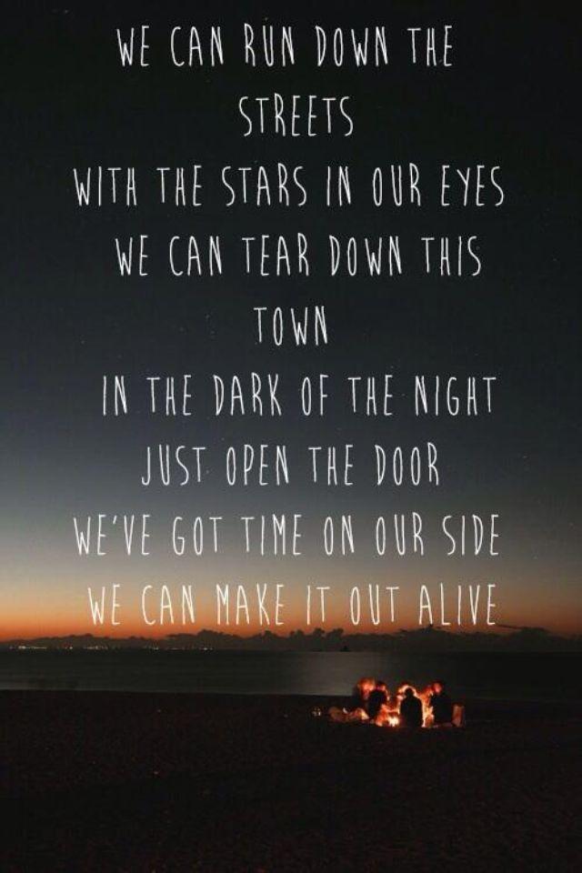 Lets do something new and unpredictable! <3 5SOS lyrics