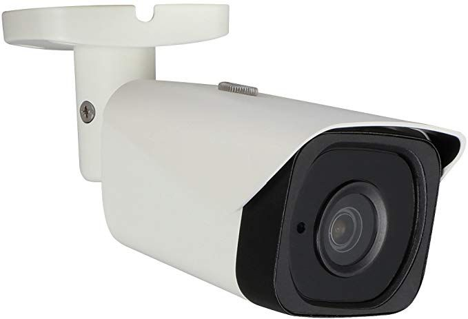 HDView (UV Series) Intelligent 4MP IP Camera, Intrusion
