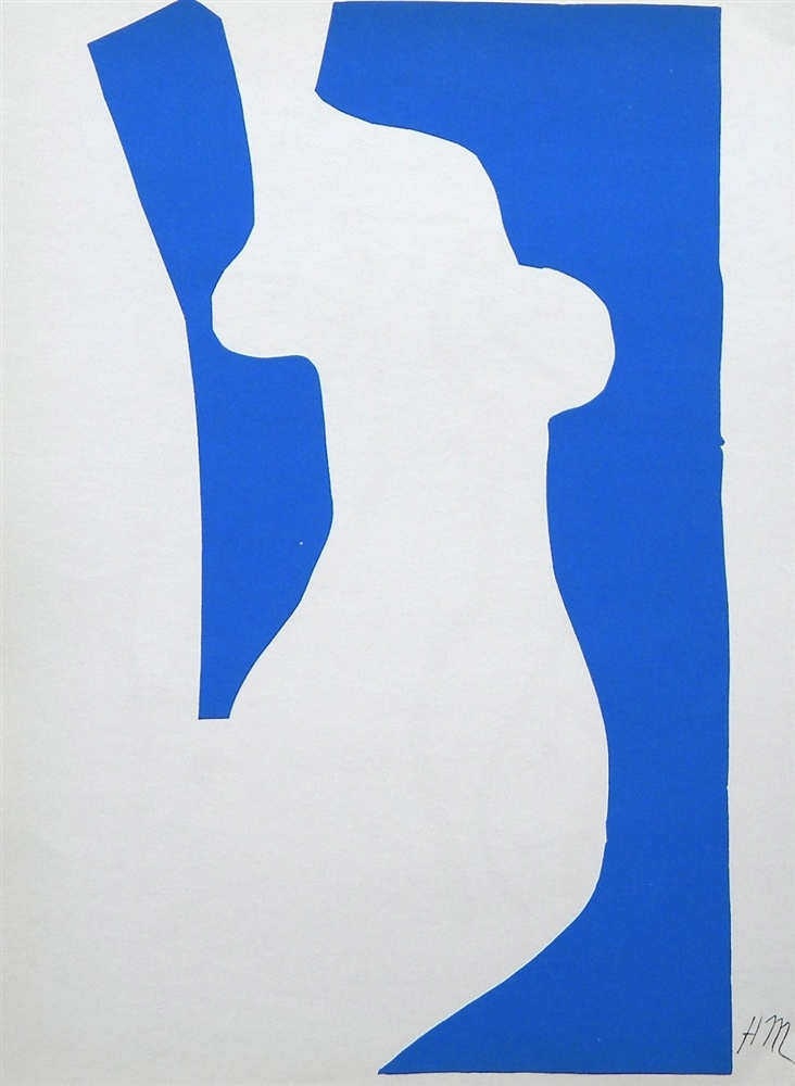 169 best Matisse Cutouts and Drawings images on Pinterest ...
