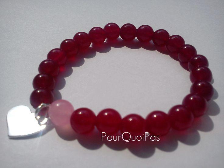 sweetheart - Et-PourQuoiPas - Bransoletki z koralików