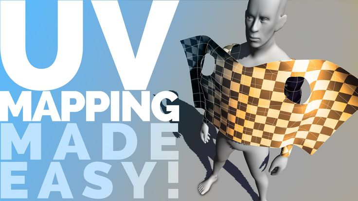 I show how to make character UV MAPPING a simple process in this short tutorial. Maya 2015's new Unfold 3D makes unwrapping a snap! In addition, I show how t...