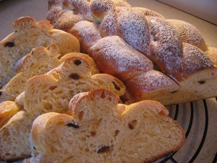 0196. vánočka od EVA. - recept pro domácí pekárnu