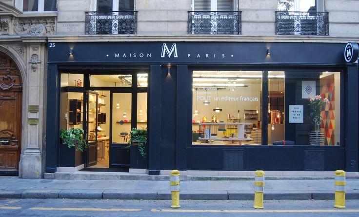Maison M Paris | Exposition jusqu'au 4 novembre 2013 | http://www.polit.fr/polit-un-éditeur-français.html