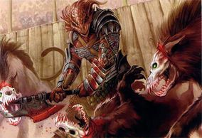 Dragonborn, Variant (4e Race) - Dungeons and Dragons Wiki - Wikia