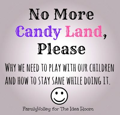 Great Article on How To Play With Our Children and why it is so important by Heather Johnson via Amy Huntley (The Idea Room)