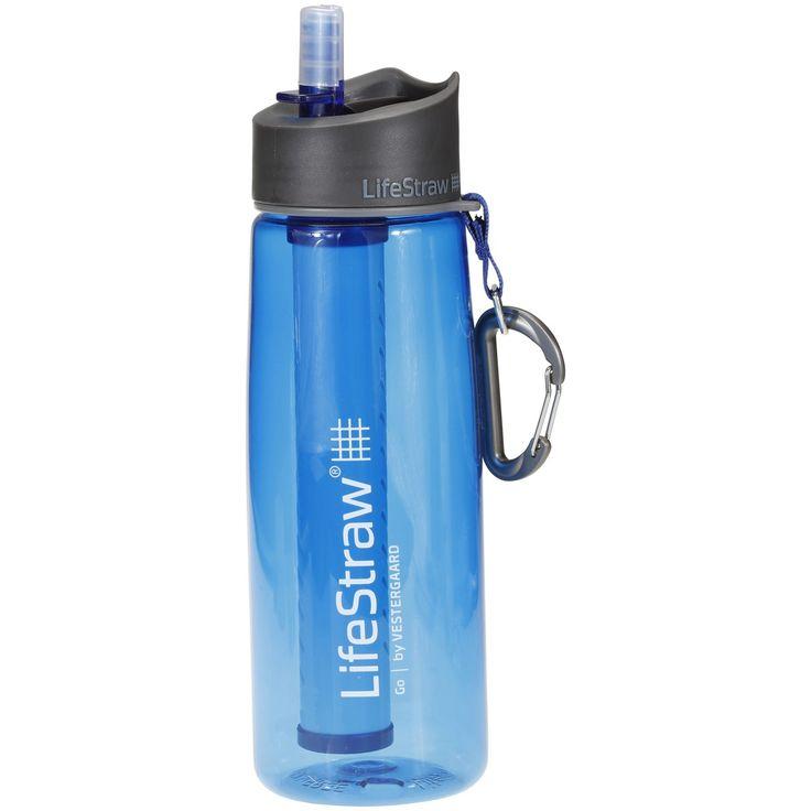 Lifestraw Go Bottle 670ml - Vedenpuhdistus - xxl.fi