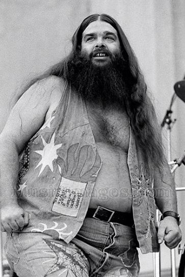 """Canned Heat's legendary front man Bob """"The Bear"""" Hite passed away on April 5, 1981. Bob was the lead singer of the blues-rock band, Canned Heat, from 1965 to his death in 1981."""