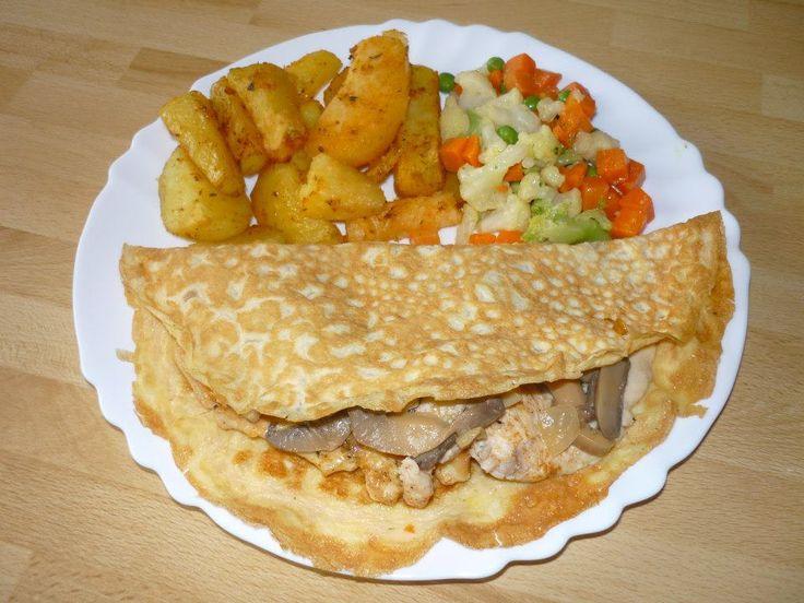 Horúce sendviče s kuracím mäsom | Báječné recepty