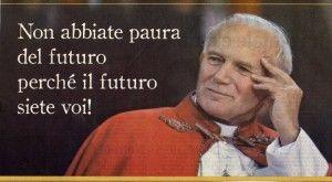 Frasi Papa Giovanni Paolo II