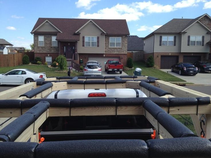 I Was Wanting To Get A Roof Rack For The Kayaks That.