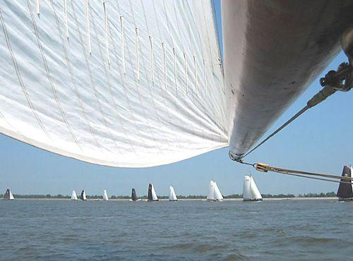 Noordoostpolder Netherlands | IJsselmeer nabij Lemmer