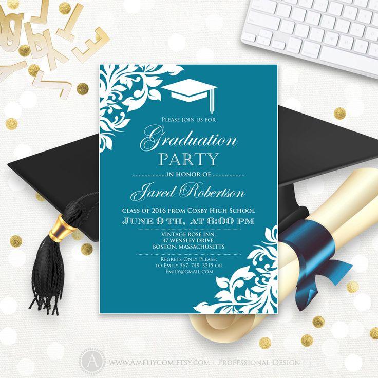 unique graduation announcements