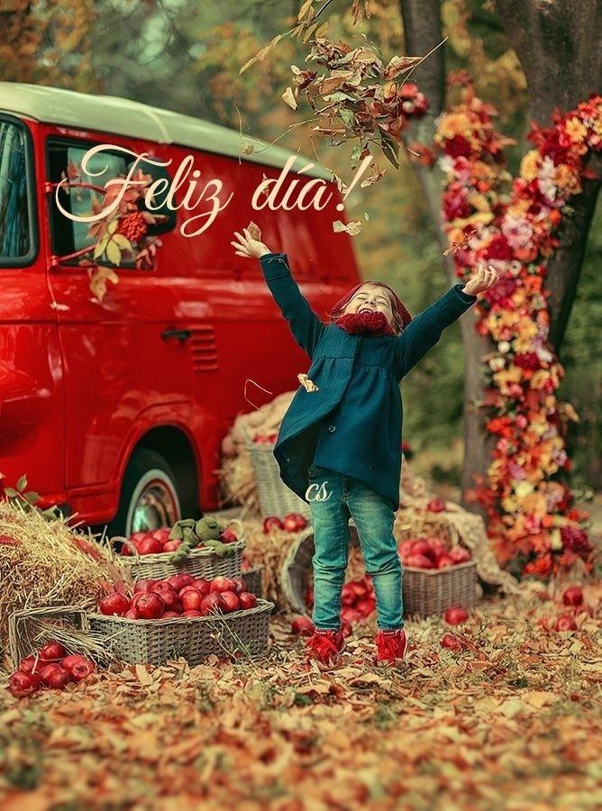 Pin de Carmen solaz sanz en Buenos días Colores de otoño