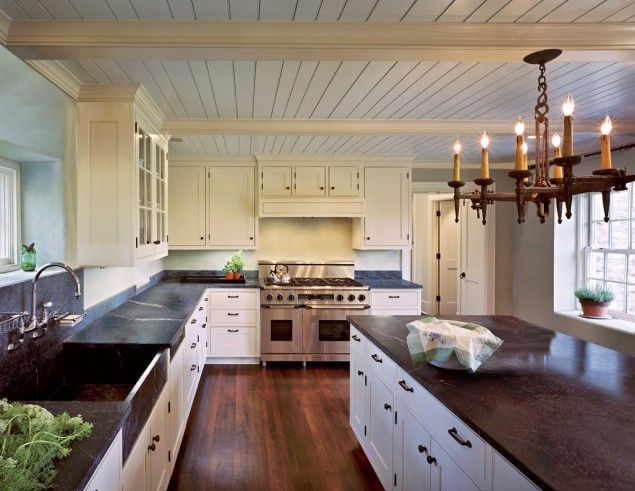 Middleburg Virginia architecture firm Donald Lococo washington DC remodel a kitchen farmhouse kitchen white kitchen old flooring farmhouse renovations